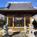 薮田八幡宮(岡崎市神社仏閣ファイルNO2)