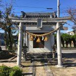 上大門八幡宮(岡崎市神社仏閣ファイルNO3)