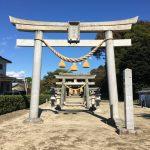 八劔神社(岡崎市神社仏閣ファイルNO5)